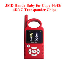 JMD Handy Baby Hand-held Car Key Copy Auto Key Tool for 4D/46/48 Chips CBAY Handy Baby