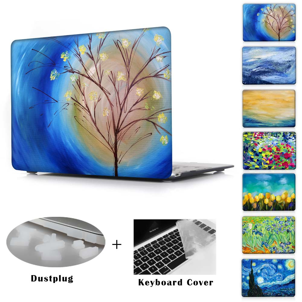 New Art Fashion Image Series Ultra Slim Hard Case Crystal Cover Case for MacBook Air 13 11 Pro 13 15 Retina 12 13 15<br><br>Aliexpress
