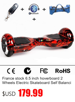 Canada Stock 6.5 inch Electric Hoverboard Two Wheels Self Balancing Scooter Smart balance Wheel hover board skateboard NO TAX