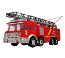 Juguetes Fireman Sam Kids Toys Fire Truck Car With Music Led For Children Boy Toy Fire Truck Educational Water Spray Toy