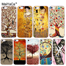 Buy MaiYaCa Tree Life Amazing landscape Phone Case Apple iPhone 8 7 6 6S Plus X 5 5S SE 5C Cover for $1.47 in AliExpress store