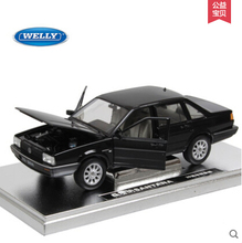 Hot sale Volkswagen Santana WELLY 1:24 Alloy car models Toy Classic cars Home Collection Commemorative Edition