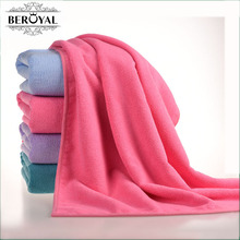 New 2017 High Quality Bath Towels - 2PC/Lot Microfiber Bath Towel for Adult Cheap Beach Towels 70*140cm Quick-Dry Brand Towel