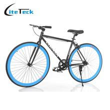 "Lixada 26"" 700C Carbon Steel Road Bike Complete Bicycle High-configuration Cycling Bicycle Road Bike Single Speed Bicicleta"