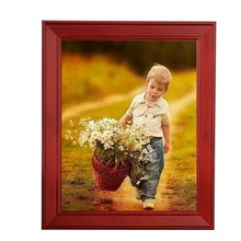 Cherry Various Sizes Frame Solid And Durable Photo Frame Cheap Wooden Picture Frame With High Quality