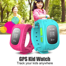 Q50 Smart Watch Wrsitwatch SOS Call GPRS GSM Watch Children Anti-Lost Locator GPS Tracker For IOS Android Smart Watch