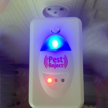Effective Safe Ultrasonic Electronic Pest Repeller Killer Insect Rodent Mosquitoes Rat Cockroaches Control Pest Reject