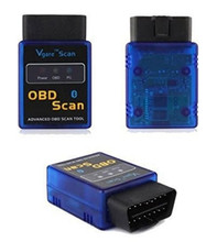 20pcs/lot  Mini ELM327 B v1.5 Bluetooth Mini Small Interface OBD2 Scanner Adapter OBD2 Auto Car Diagnostic Scanner Tool