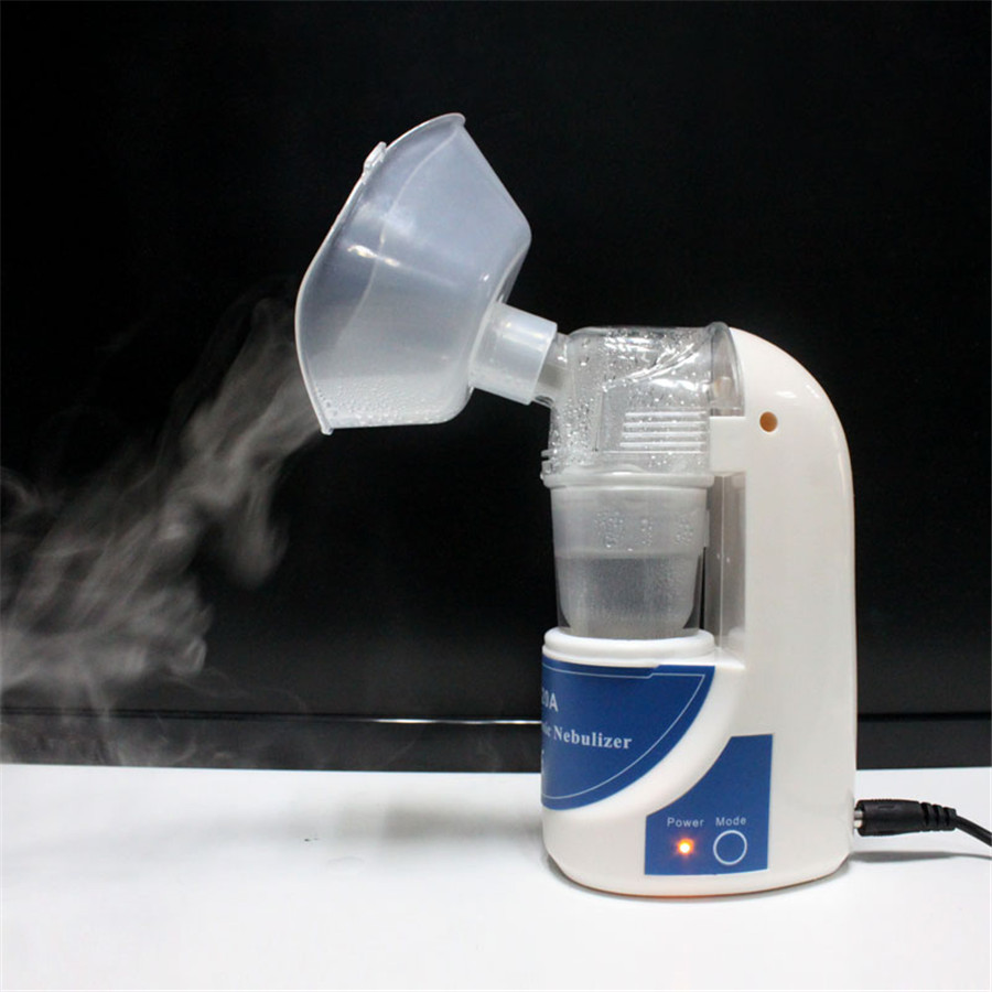 110V/220V Home Health Care Ultrasonic Atomizer Mini Nebulizer Children Care Atomization Humidifier Face Steamer<br><br>Aliexpress