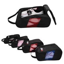 Golf Shoes Bag - Convenient Packing System For Your Shoes ,Space Saver Bag