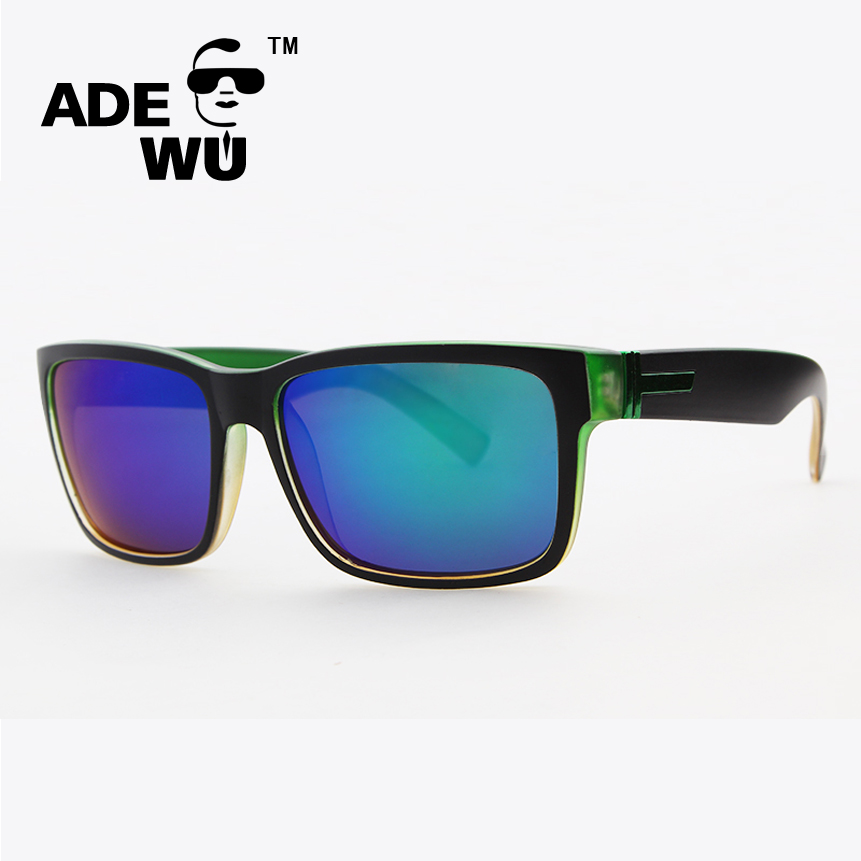 Adewu Brand Polarized Sunglasses Men Von Zipper Sport Sunglasses For Men Driving Designer Male Sun Glasses High Quality Shade(China (Mainland))