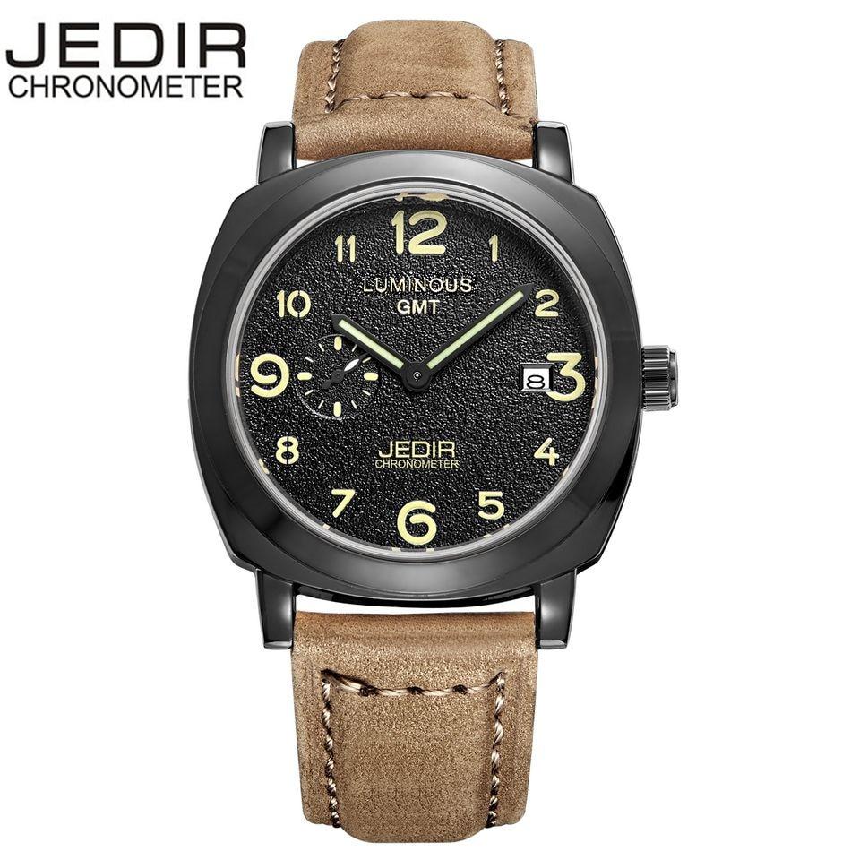 JEDIR Mens Watches Top Brand Luxury Day Male Quartz-watch Wrist Watch Montre Homme Gift Box Free Ship<br><br>Aliexpress