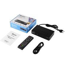 DVB-T2 H.265 Full HD 1080P High Definition Digital Terrestrial Receiver TV Box SCART RF USB2.0 Port PVR Function External HDD