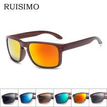 2017 Sunglasses Mens Oculos de sol Sunglasses for women Square Women men brand Designer Glasses mirror colorful