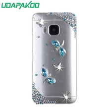 Hard phone case Luxury Diamond Crystal 3D case for HTC Desire 510 A11/10 pro/10 EVO/U Play Alpine/U Ultra Ocean Note/E1 501(China)