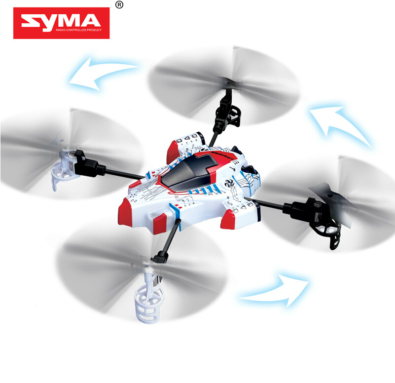 Newest SYMA X1 UFO 4CH 2.4G 4-axis 360 Degree Eversion 3D LCD RC Aircraft Quadcopter Quad Xcopter Gyro Helicopter<br><br>Aliexpress
