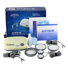 HaiHua CD-9 Low And Medium Frequency Therapy Device Electrical Acupuncture Therapeutic Apparatus Body Massage 100V-240V