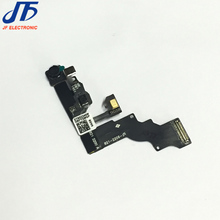 "10pcs/lot For iphone 6 plus 5.5"" Replacement Front Camera Flex Cable Rear Facing with Light proximity Sensor Free shipping"