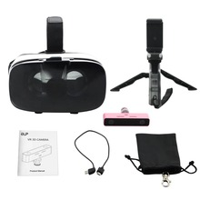 Virtual Reality 3D Video Camera and and VR Headset Kit to save the best memories of your life in virtual reality