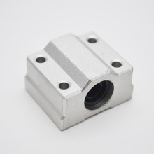 2pcs SC8UU SCS8UU 8mm Linear Motion Ball Bearing Slide Bushing Linear Shaft for CNC For 8mm Linear Shaft