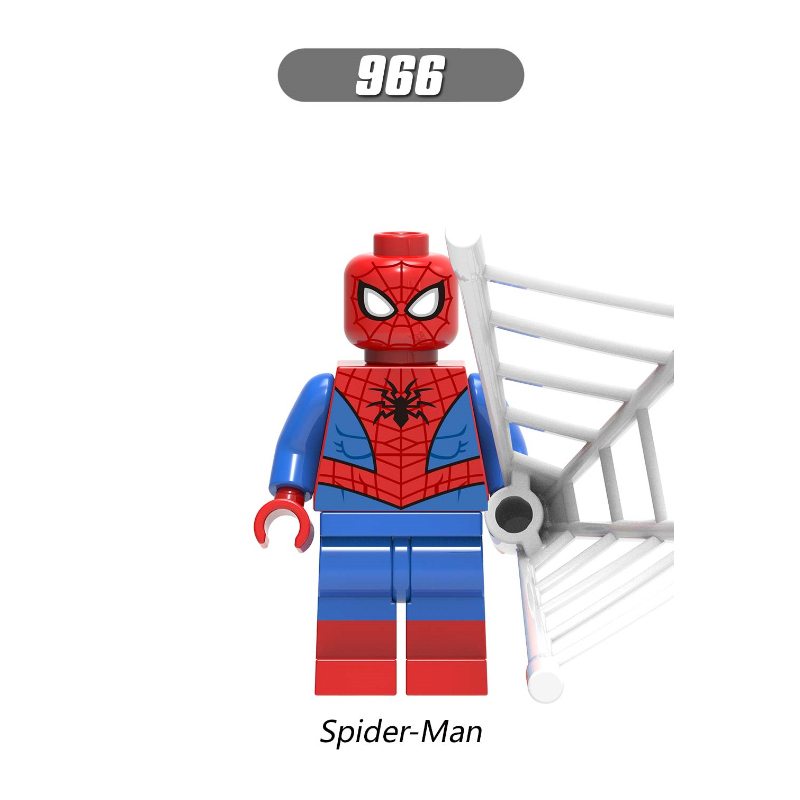 XH966-Spider man