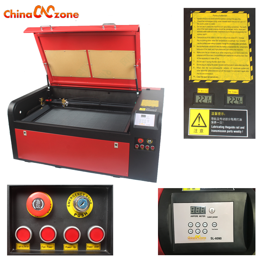 Laser machine 6090 100W