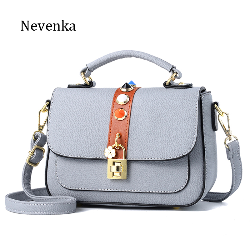 Nevenka Women Bag Female Shoulder Bags Brand Lady Flap Mini Bag Diamonds Evening Bags Pu Leather Tote Style Girl Handbag Sac <br>