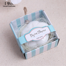 Free Shipping Cute Soap Wedding Favors And Gifts For Guests Souvenirs Decoration Event & Party Supplies(China)