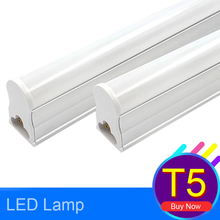 T5 Led Tube Light T5 Lampada Lamp 600mm AC165-265V LED Fluorescent Tubetes 10W Led Wall Lamp T5 Bulb Light Warm White/Cold White