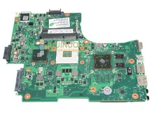 V000218130 Main Board For Toshiba Satellite L650 L655 Laptop Motherboard HM55 DDR3 ATI HD5470 Discrete Graphics