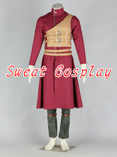 Naruto Gaara 6th Cosplay Costume