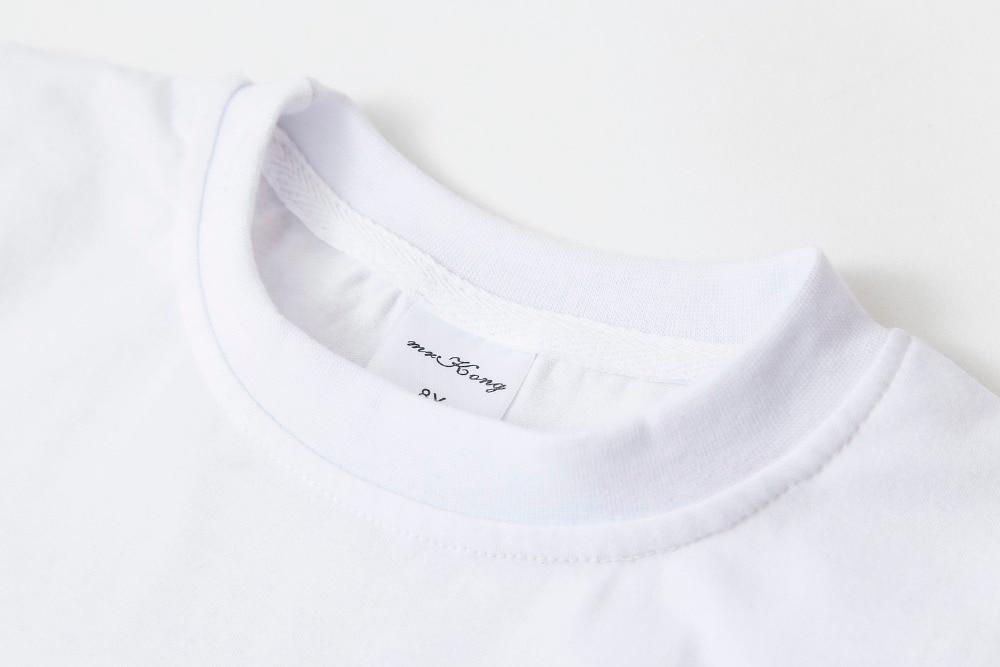 17 Boys Girls Fashion T shirt Hipster Printed Tee Shirts Children Short Sleeve Tops Kids Super Mario periodic table T-Shirt 6
