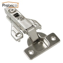 Probrico Soft Close Kitchen Face Frame Cabinet Hinge CHRH04HA Furniture Hydraulic Full Overlay Concealed Cupboard Door Hinge(China)