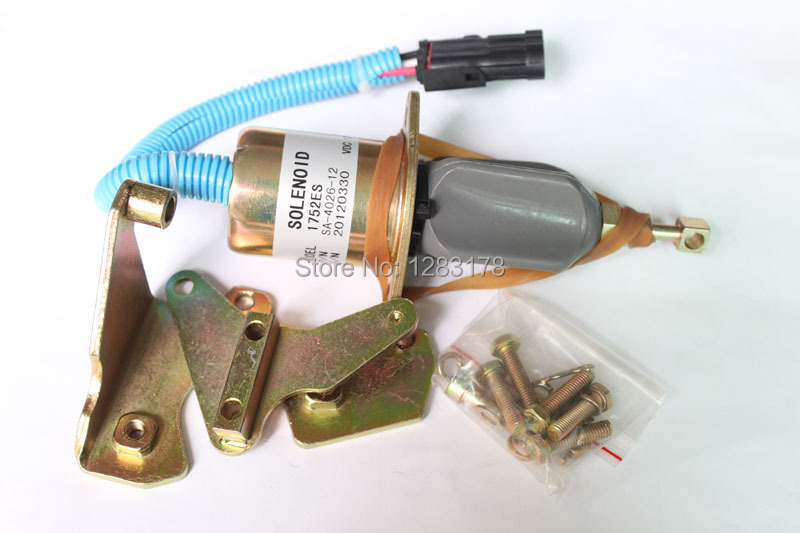 FUEL SHUT OFF SOLENOID SA-4981 / SA-4981-24<br><br>Aliexpress
