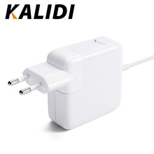 KALIDI  45W 14.8V 3.1A Magsaf L-tip Adapter Power for Apple Macbook Air 11 13 Inch A1374 A1244 A1370 A1304 Macbook Adapter Power(China)