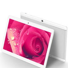 10.1 inch tablet pc Android 8.0 octa core RAM 4GB ROM 32 64 GB Dual SIM Bluetooth GPS 1920X1200 IPS Smart tablets pcs S109 8MP(China)