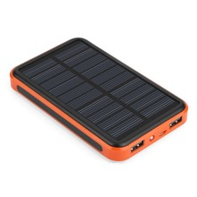 Buy Wopow Solar Power Bank 20000 mah Dual USB Ports Outdoor Portable Powerbank Large Capacity Poverbank Charger Mobile Phone for $16.61 in AliExpress store