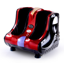 220V Massager  Foot Heating vibration foot leg massage equipment heating apparatus of foot Massager Russia free shipping