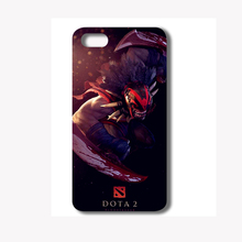 Dota2 phone shell for Apple iPhone6s 6plus game tide male personality hard set DOTA peripheral for iphone 7 7plus cool case(China)