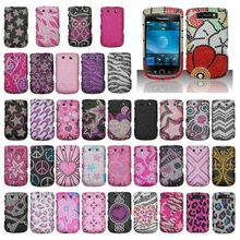 Diamond Design Hard Bling Case Protective Cover For Blackberry Torch 9800 9810