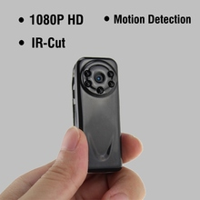 2017 Smallest Cam IR-Cut Infrared Night Vision Mini Camera 1080P Full HD Motion Detection DV DVR Micro Camcorder Recorder Spycam