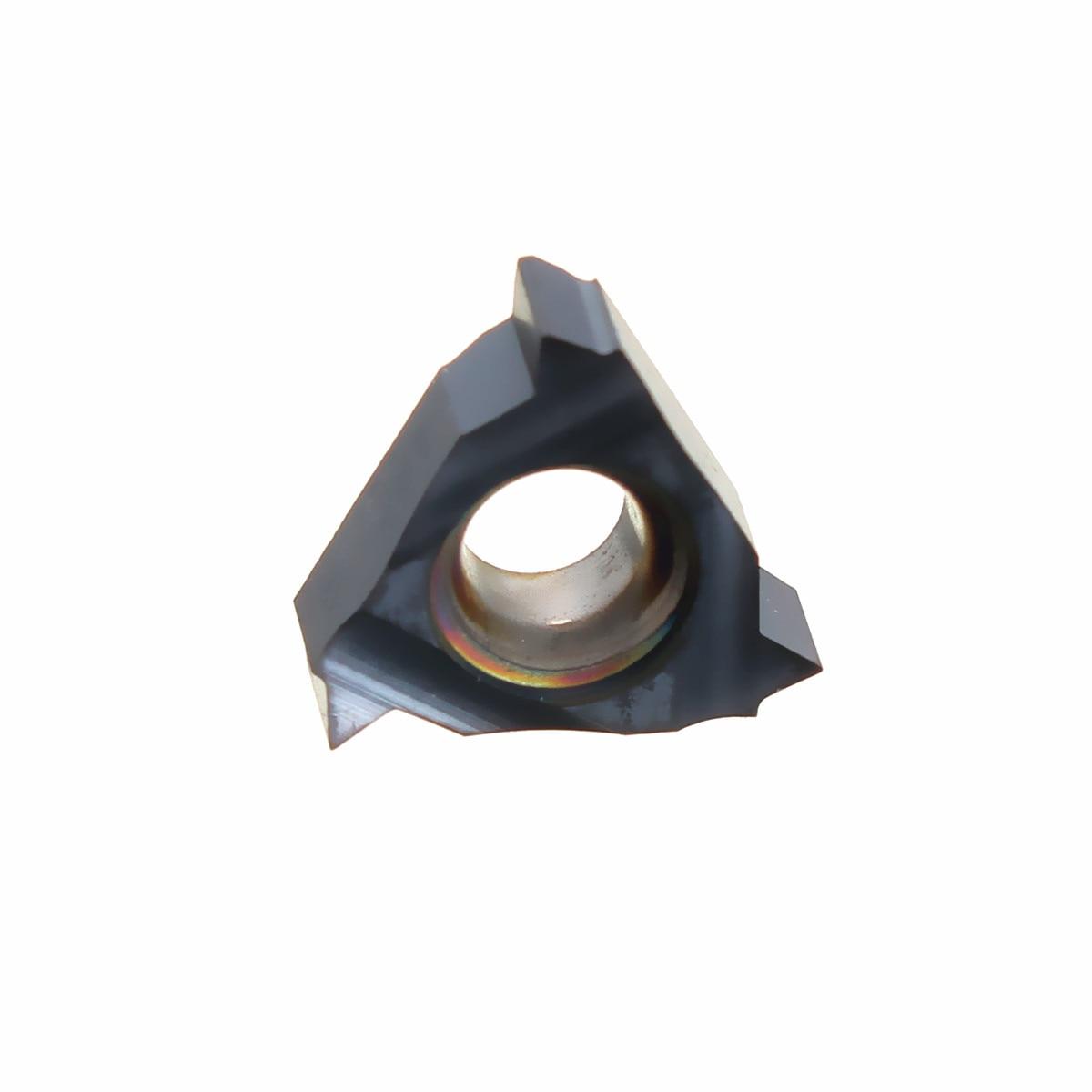 10pcs( 16ER 12UN SMX35 ) Carbide Insert For Threading Turning Tool Boring BAR