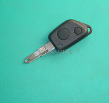 Replacement For Peugeot key 106 205 206 306 405 406 2 BUTTON Remote Key FOB CASE BLADE NEW