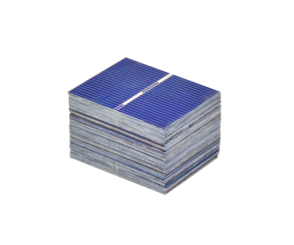 Aoshike 100pcs 0.5V 0.2W 0.4A 39*31.2mm Polycrystalline Silicon Solar Panel DIY Charger Battery Solar Cell 7