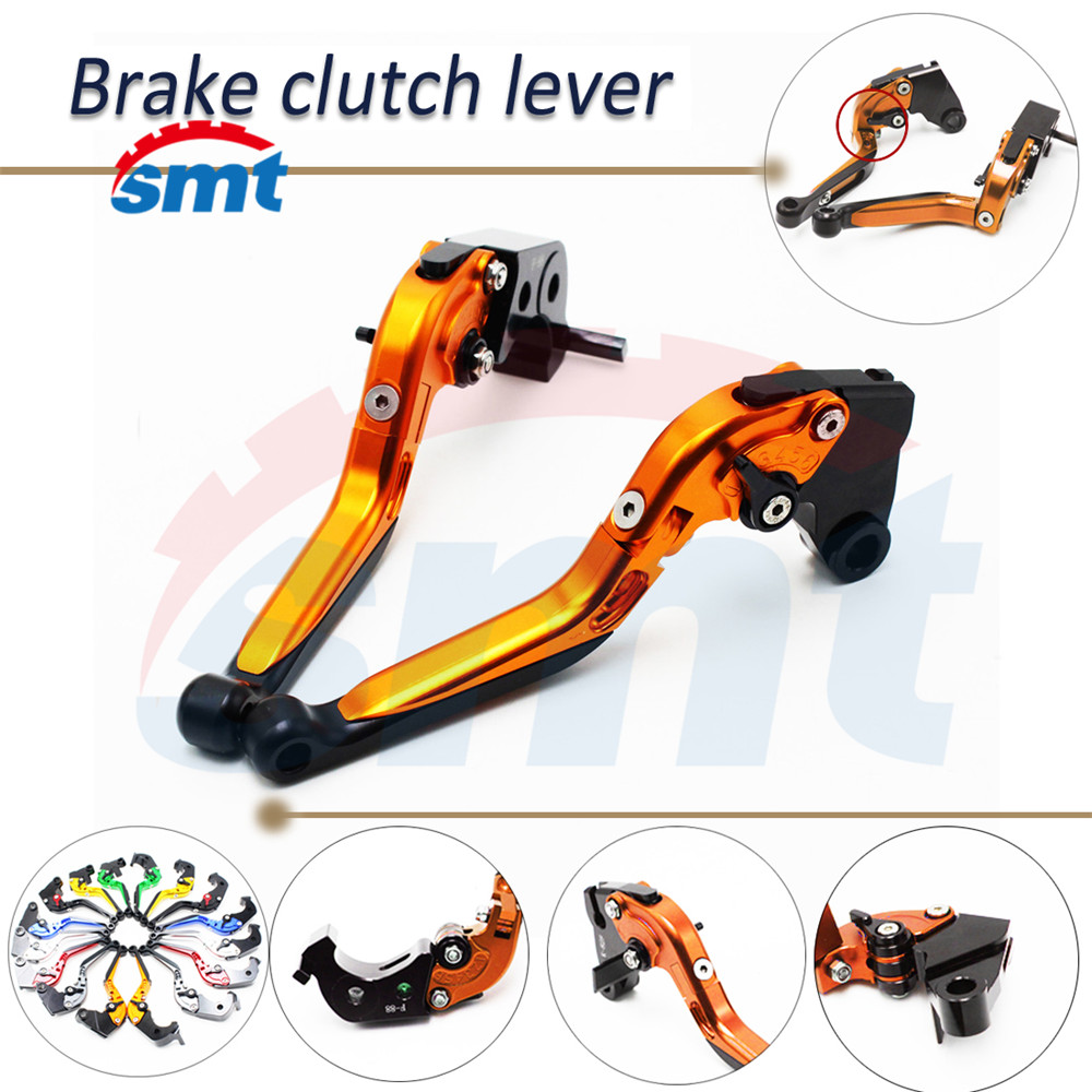 Motorcycle CNC Folding&amp;Extending Brake Clutch Levers pit dirt bike BRAKE LEVER For BMW F800GS F800S F800ST 200820 09 2010 2011 <br>