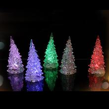 Christmas Decorations For Home LED Christmas Tree Changing Color LED Nightlight Christmas Gift