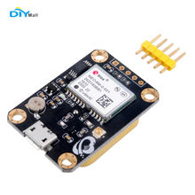 DIYmall NEO-6M GPS Module APM2.5 EEPROM Navigation Satellite Positioning 3.3-5.5V Micro USB Development Board By DIY FZ2616