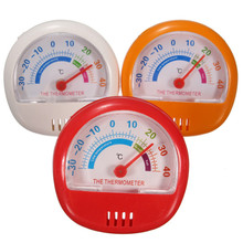 1pcs Portable Fridge Thermometer Refrigerator Freezer Indoor Outdoor Home Factory Thermograph