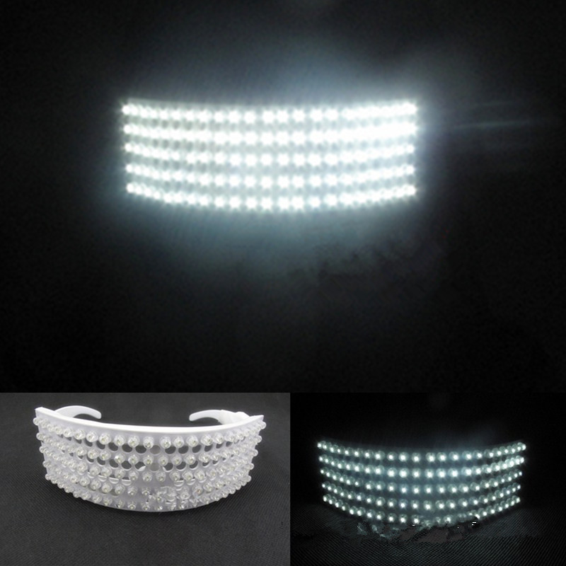 Led luminous glasses (1)