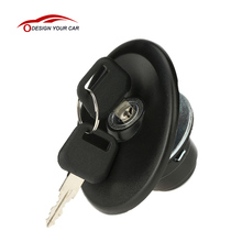 Car Style Fuel Diesel Locking Cap with 2 Keys for Ford Transit MK5 1994-2000